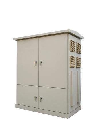 voltage gray: High voltage cabinet gray