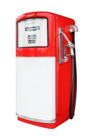 Vintage antique Gasoline fuel pump ,