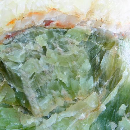 Surface of jade stone background photo