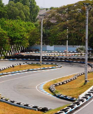 roush: Go Kart Racecourse
