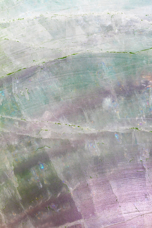 Green surface of mineral stone, textured background Archivio Fotografico