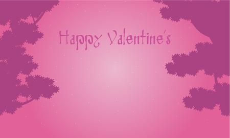 days: Happy Valentine Days backgrounds collection vector illustration Illustration