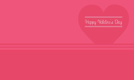 Happy Valentine Day vector art collection stock Illustration