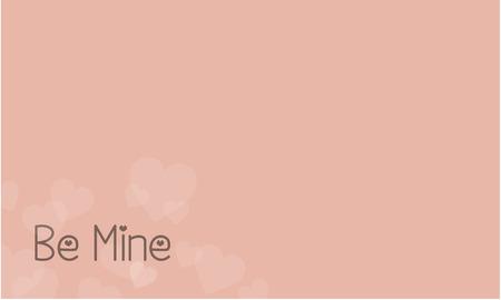 Valentine day romance theme backgrounds vector illustration