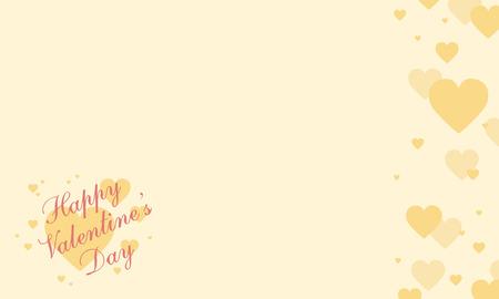greeting card background: Love background greeting card valentine vector illustration Illustration