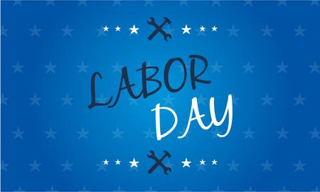 Labor day style design