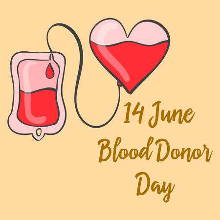 World blood donor day celebration