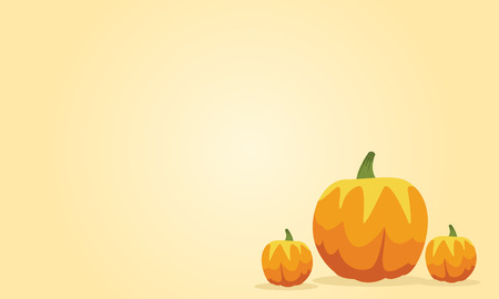 fall leaves: Thanksgiving day background style card Illustration