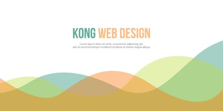 website header: Abstract background for header website style vector illustration