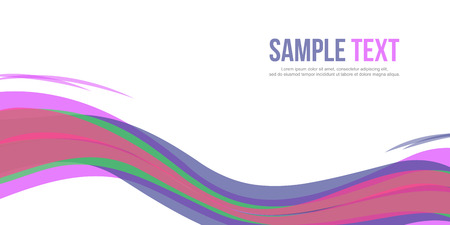Website header style abstract background