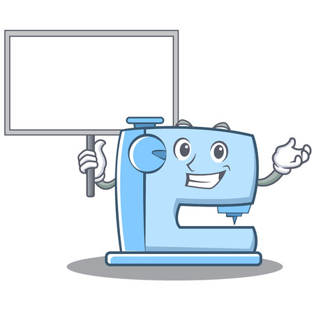 ボードミシンの絵文字キャラクターを持参 写真素材 - 87286798
