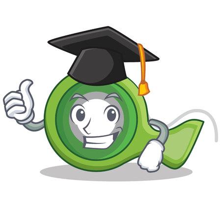 Graduation adhesive tape character cartoon