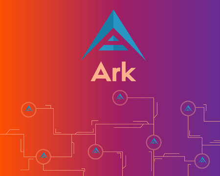 Background of ark cryptocurrency virtual payment