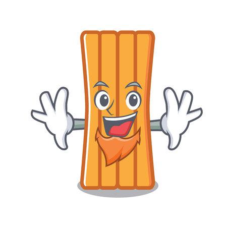 Elf air mattress character cartoon Vettoriali