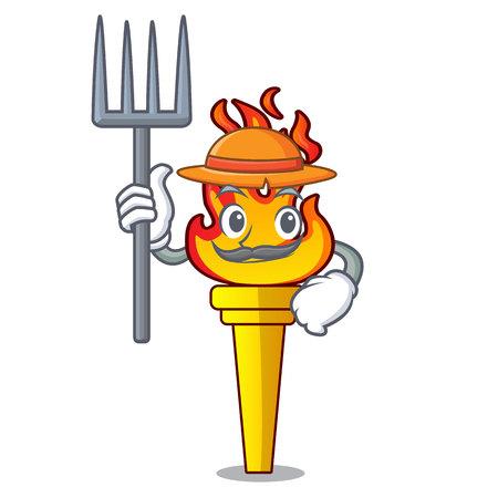 Ilustración de vector de estilo de dibujos animados de estilo de cabeza de cactus Foto de archivo - 104020574