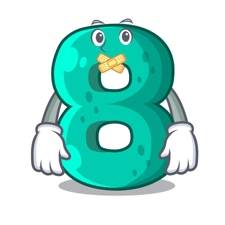 Silent number eight volume the mascot