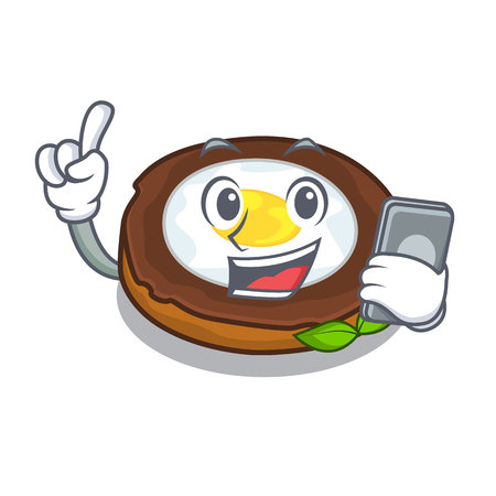 With phone egg scotch cartoons are ready served