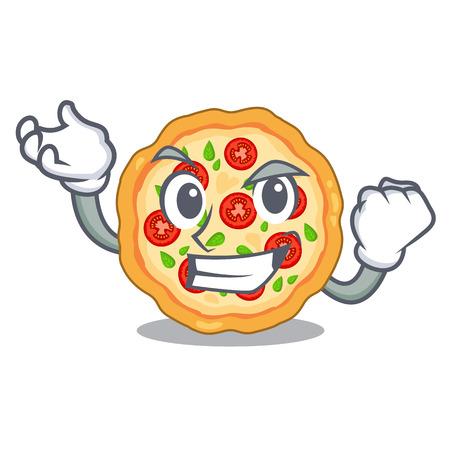 La exitosa pizza margherita sirvió al tablero de personajes