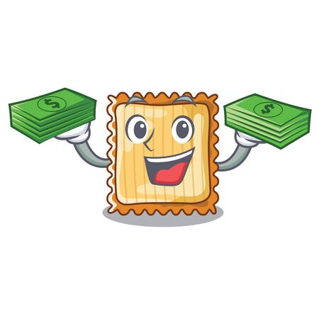 With money lasagne is cooked in mascot oven