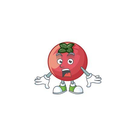 Surprised velvet apple fruit for healthy juice