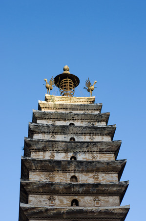 ancient architecture: Chinese ancient architecture - Pagoda