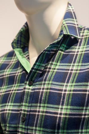 chemise carreaux: Chemise � carreaux