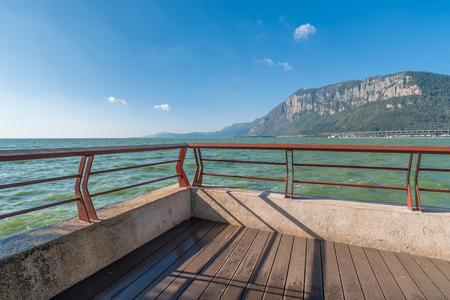 observation: The observation deck