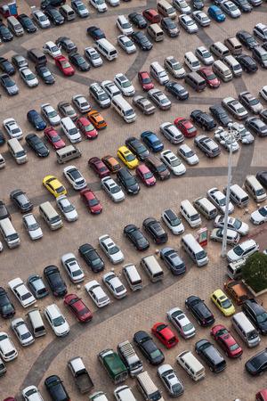 car park: Car park Editorial