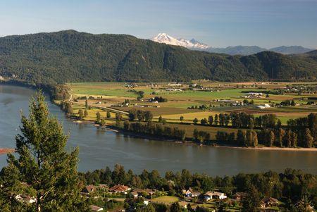 fraser river: fraser valley