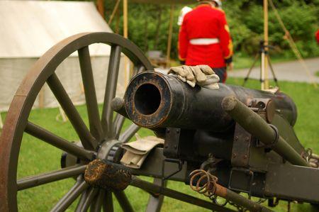 bombard: antique cannon