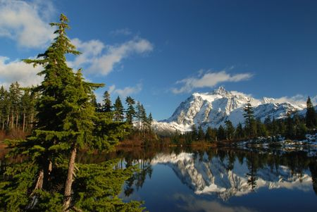 mt. shuksan photo