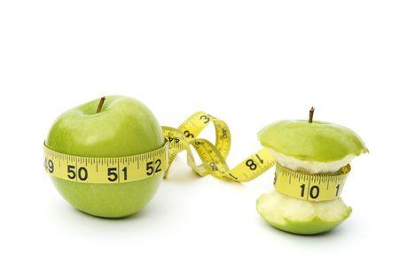 時計を食べて減量します。