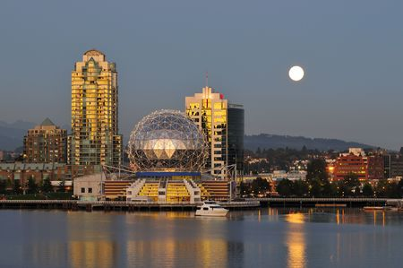 science world vancouver photo