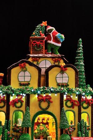 gingerbread: Gingerbread Castle