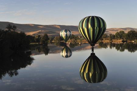 The Great Prosser Balloon Rally 2011, Washington State photo
