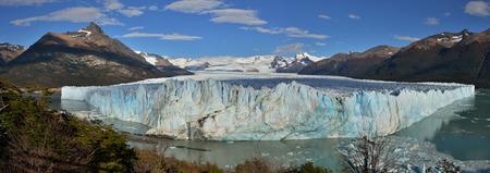los glaciares: Il Ghiacciaio Perito Moreno � un ghiacciaio situato nel Parco Nazionale Los Glaciares nel sud-ovest provincia di Santa Cruz, Argentina