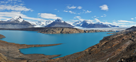 upsala: Upsala Glacier is a large valley glacier in Argentinas Los Glaciares National Park
