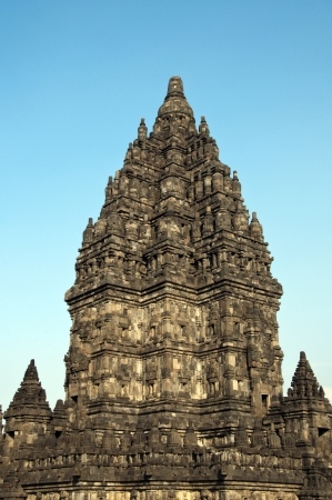 Hindu temple of Prambanan Java, Indonesia   photo