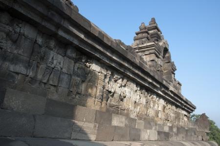 Borobudur Temple   Yogyakarta, Java, Indonesia  Stock Photo - 14773608