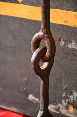 The Iron Ring,connection photo