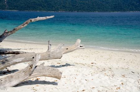 Sea Beautifuland and Seascape. in Adang-Ravi Islandsin,Tarutao National Park, Satun Thailand.