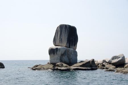KOH HINSON, Lipe Island, Ta Ru Tao National Park, Satun Province, Thailand