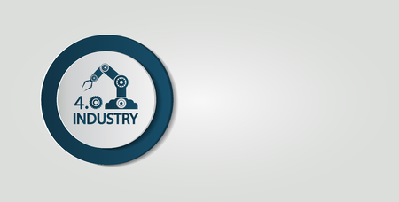 Industry icon,Technology concept.vector illustration