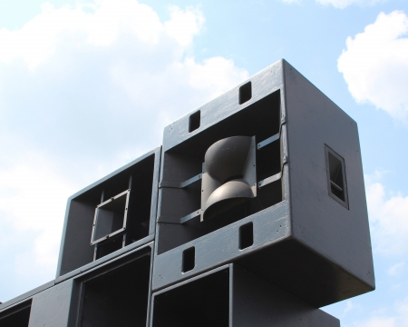 sono: sonorisation  Banque d'images