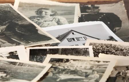 Fotos antiguas Editorial