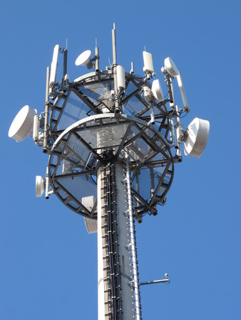 bowl frequency: radio tower