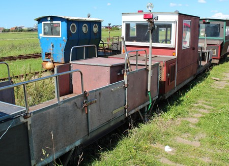 narrow gauge railroads: little train
