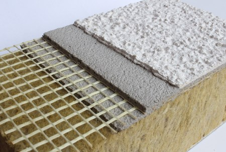 thermal insulation: thermal insulation Stock Photo