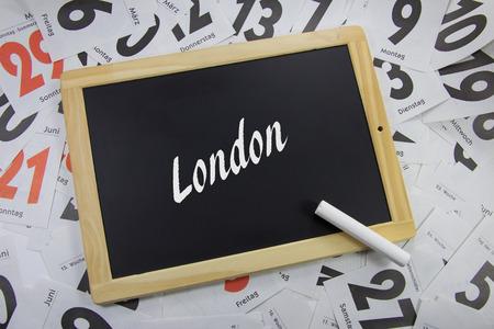beginning school year: London