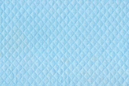 Light blue cotton fabric texture as background 版權商用圖片